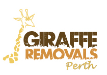 Giraffe Removals Perth Logo